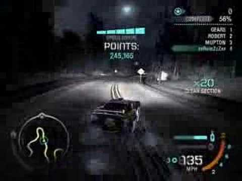 carbon - 'Gold valley run', SEVEN million points nfs carbon single drift. this is the fastest and highest scoring drift EVER. If you like this music, you should liste...