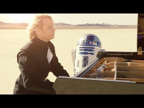 Star Wars - Fantasy Suite, Movement #2 - Jarrod Radnich Virtuosic Piano Solo 4K