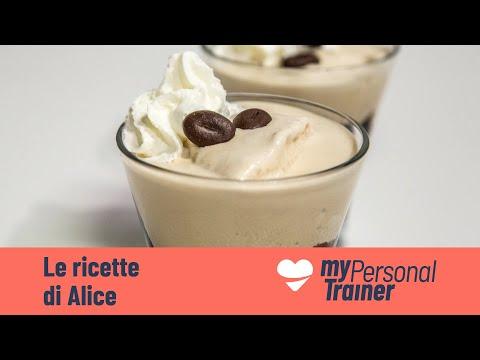 crema di caffè - ricetta