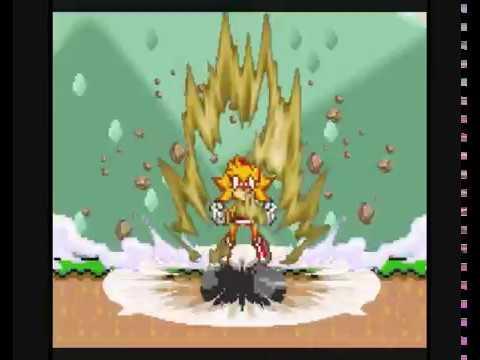 Amy VS Sonic Vs Shadow
