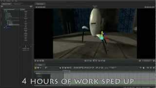 SFM Animation Timelapse (Insult to Injury)