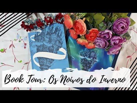 Book Tour: Os Noivos do Inverno | VEDA #26 | Um Livro e Só