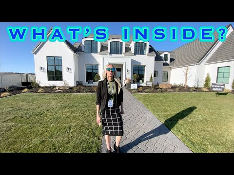 What's Inside | St George Parade of Homes 2020| Luxury Homes