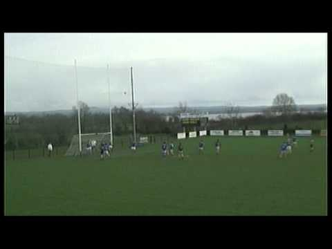 Highlights of St Peter's Warrenpoint v Assan Gaels