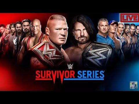 WWE SURVIVOR SERIES 2017 highlights full HD