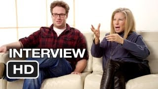 Nonton The Guilt Trip Interview   Seth Rogen And Barbra Streisand  2012  Hd Film Subtitle Indonesia Streaming Movie Download