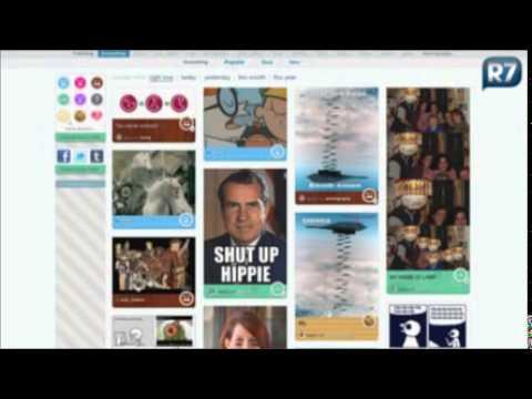 Conheça o site que 'viraliza' imagens engraçadas e frases