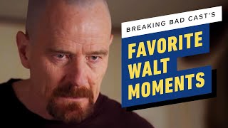 Breaking Bad Cast Share Their Favorite Walter White Moments by IGN