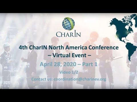 4th CharIN NORTH AMERICA Virtual Conference (Panel 1.1)
