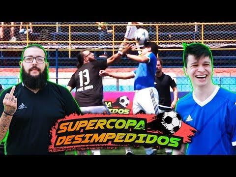 O INÍCIO DA SUPERCOPA DESIMPEDIDOS!