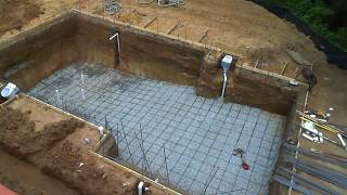 Video How to build your own swimming pool. All process, step by step (in only 30 minutes). MP3, 3GP, MP4, WEBM, AVI, FLV Agustus 2019