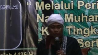 Ceramah Agama UST Jablay At Pasir Manggu 01 Mei 2015 Part 2