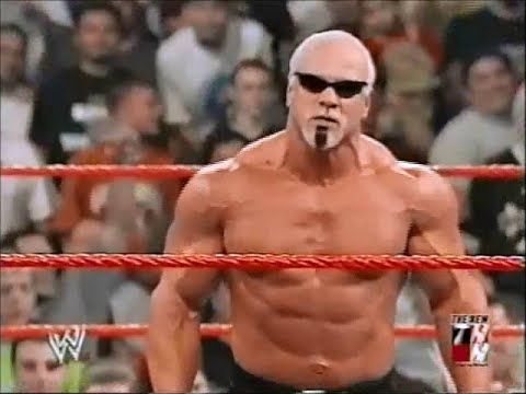 Scott Steiner vs. Triple H - FEUD HIGHLIGHTS