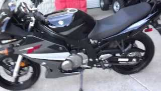 4. Used 2009 Suzuki GS500F For Sale at Honda of Chattanooga TN - Low Miles! Very Clean!