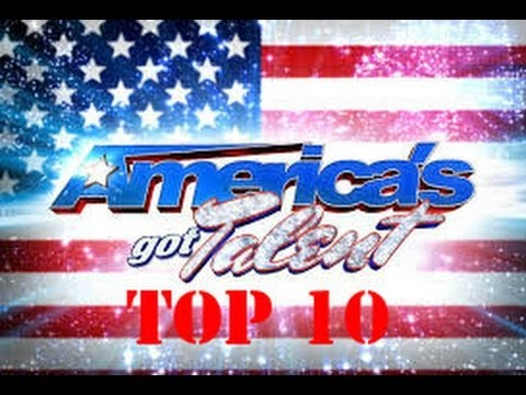 agt - The very first top 10 for agt. Made in honor for the upcoming new season. Americas got Talent 2013. I spent a lot of time on this. likes and subscriptions wo...