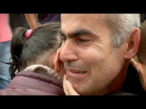 Ελλάδα: Σύρος πρόσφυγας συνάντησε την οικογένειά του μετά από δύο χρόνια