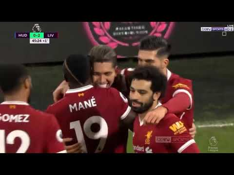 Huddersfield Vs Liverpool 0-3 - All Goals & Highlights 30/01/2018