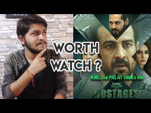 Hostages Season 2 All Episodes Review | Hostages Season 2 Web Series All Episodes | Disney+Hotstar