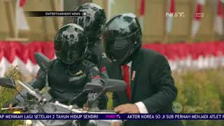 Video Jokowi Menyoroti Stuntman Dirinya Di Asian Games 2018 MP3, 3GP, MP4, WEBM, AVI, FLV Juni 2019