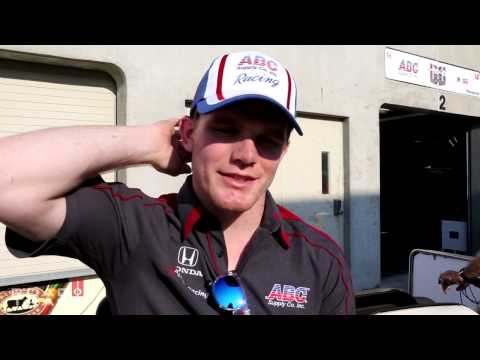 crash - Indy 500 rookie Conor Daly crashes in turn 1 and tells Contributing Editor Marshall Pruett about the experience.