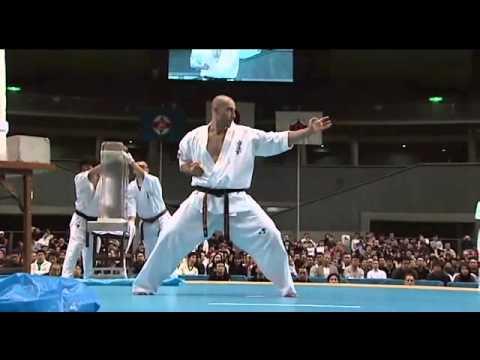 Bassai Dai Kyokushin kata
