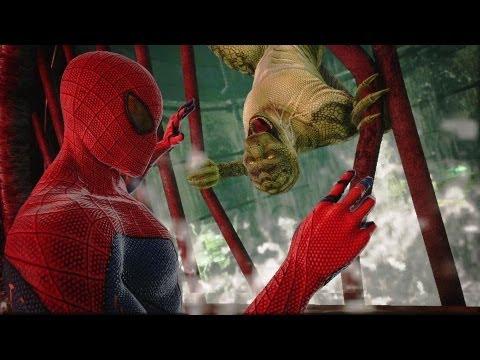 Launch Trailer de The Amazing Spider-Man
