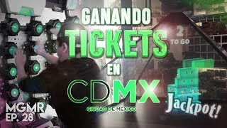 Video Ganando Tickets en CDMX - MiniGames en el Mundo Real Ep. 28 MP3, 3GP, MP4, WEBM, AVI, FLV Juni 2019