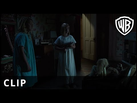 Annabelle: Creation (Clip 'I Think She Died')