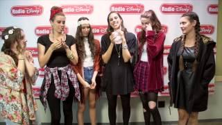 Megan Nicole, The Vamps, R5, Cimorelli, Alli Simpson, Fergie, Zendaya, Raini Rodriguez, Calum Worthy, Christina Grimmie, and Rixton take a chance on Radio Di...