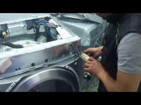 Lavadoras - En este video realizamos el cambio de rodamientos y sellos a lavadora whirlpool duet, en técnicos de servicio no especializamos en mantenimiento y reparación...