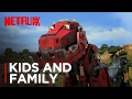 Dinotrux Season 1 Full Promo