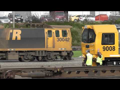 Palmerston North (Milson Depot - DL Familiarisation) 2011-06-22