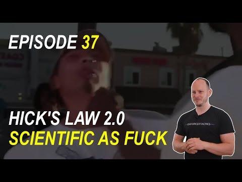 Hick's Law reloaded | Gewaltig 37 | Blauer irrt sich schon wieder