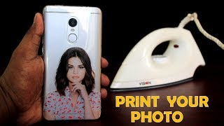 Video How to Print Your Favorite Photo on Phone Cover at Home Using Electric Iron - DIY Phone Cover Print MP3, 3GP, MP4, WEBM, AVI, FLV Juli 2018