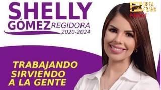 La Sensual Candidata Dominicana ¿ Votarías por ella?