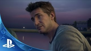 PlayStation Experience 2015: UNCHARTED 4: A Thief's End - PSX 2015 Trailer   PS4