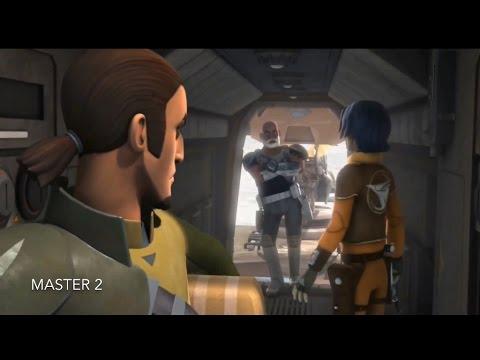 [Kanan talk's about Order 66] Star Wars Rebels Season 2 Episode 3 [HD]