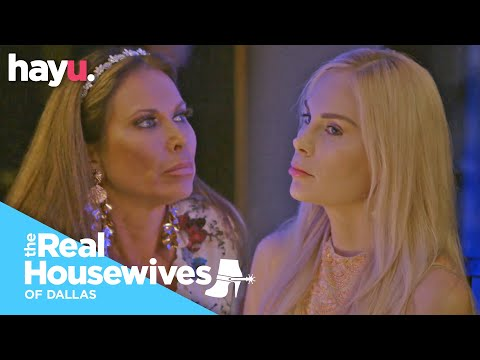 LeeAnne Makes Kameron Worried About Her Dallas Reputation!   Season 4   Real Housewives Of Dallas