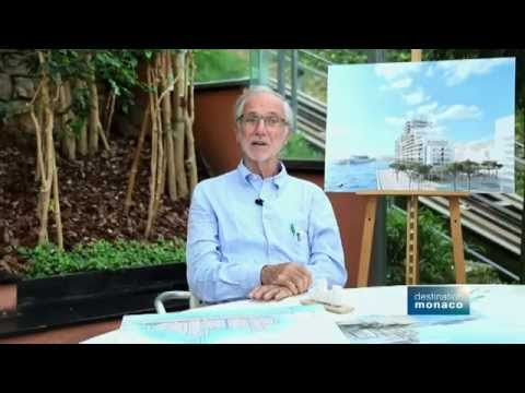 Monaco: an architecture environmentally friendly- by Renzo Piano