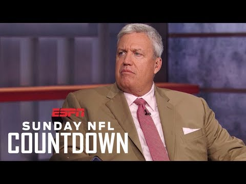 Rex Ryan remembers Keith Jackson's originality | NFL Countdown | ESPN
