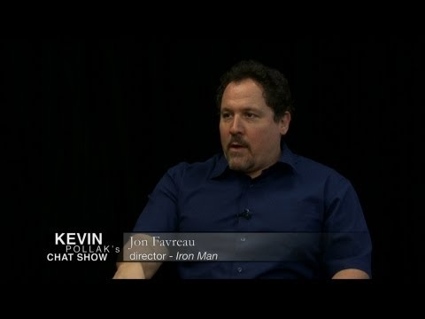 Jon Favreau - Once under the impression that they were handing out television pilots to comedians upon arrival to Los Angeles, actor/writer/director/producer Jon Favreau (...