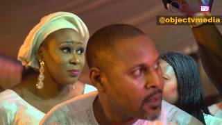 Nollywood superstar and President of The Golden Movie Ambassadors of Nigeria (TGMA), Ambassador Saidi Balogun celebrated his 50th birthday in July. Here's clip from the concluding party, Friday July 7th, 2017.
