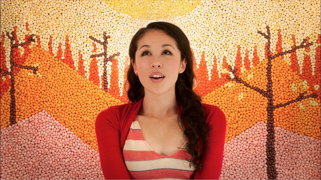 In Your Arms - Kina Grannis Stop Motion Animation