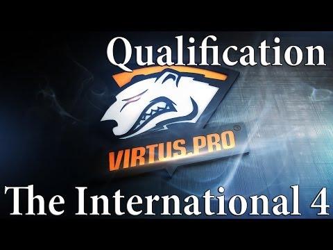 This is Virtus.Pro.Dota 2 movie