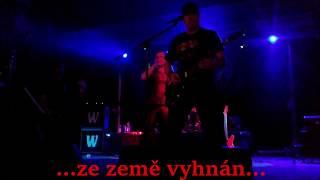 Video KRAKEN (živě) - Kraken Hard + text