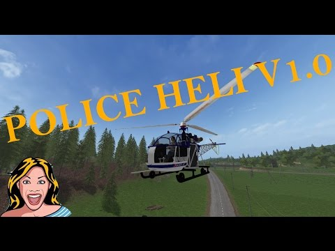 Police Heli v1.0