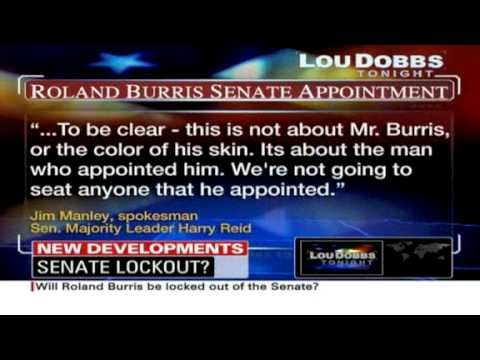 Will Rolland Burris Be Locked Out?