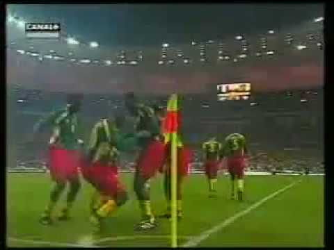 Video: Before Ronaldo, This Patrick Mboma's Bicycle Kick Was Once The Talk Of Town | Precision TV