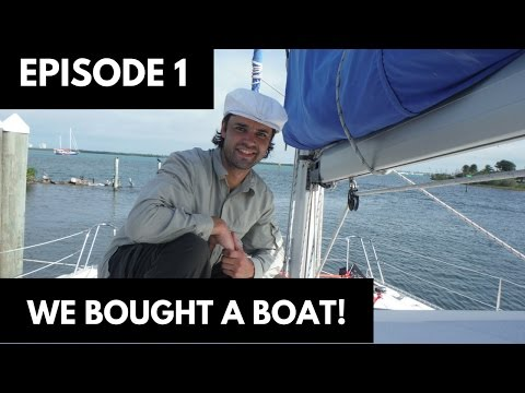 Family Sailing Vlog - Episode 1: We Bought a Boat!