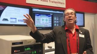NAB 2014 - GatesAir Flexiva Radio Transmitters